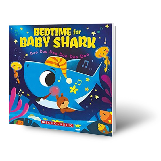 Bedtime for Baby Shark by BAJET JOHN