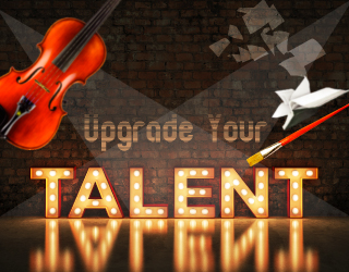 upgrade your talent
