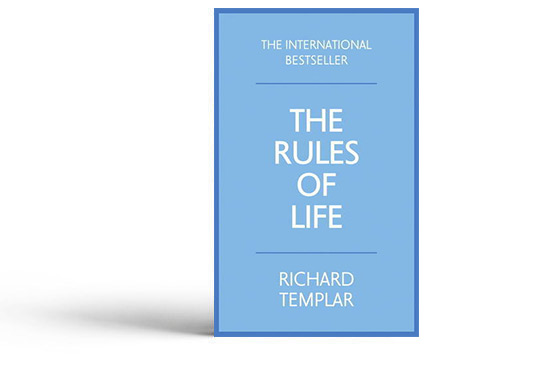 The Rules Of Life by Templar Richard
