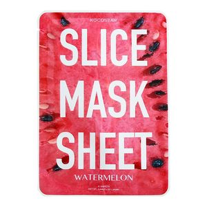 Kocostar Slice Mask Sheet Watermelon [Pack Of 12]