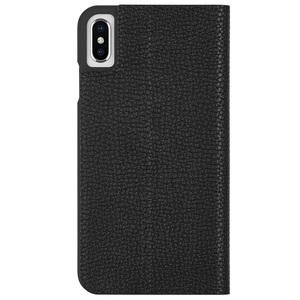 Case-Mate Barely There Folio Case Black for iPhone XS Max