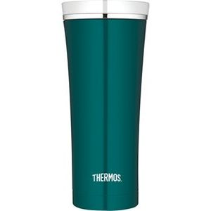 Insulated mug Premium Teal white 0 47l
