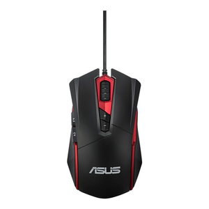 ASUS GT200 USB Optical Mouse Black
