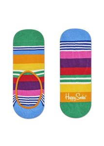 Multi Stripe Liner Sock