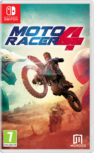 Activision Moto Racer 4, Switch video game Nintendo Switch Basic Italian