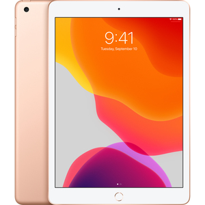 iPad 10.2-Inch Wi-Fi 128GB Gold