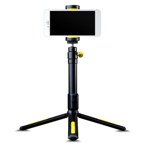 Black Eye Pro Series Filming Handle Tripod For Smartphones