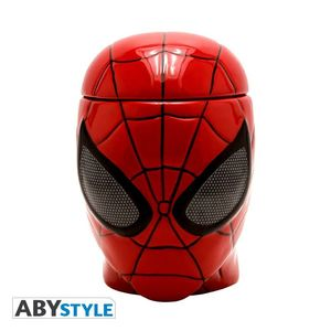 Marvel mug 3d spiderman