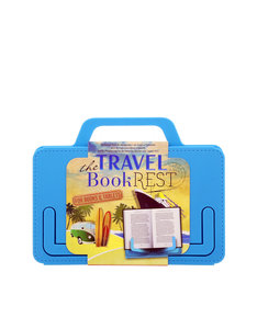 Traveler Book Rest Beach Blue