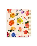 17 Month Large Planner Coming up Roses