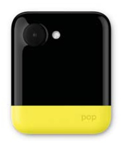 Polaroid Pop 89 X 108 Mm Black,Yellow