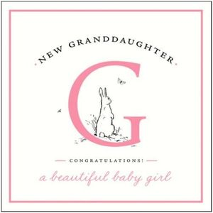 Rabbit Granddaughter New