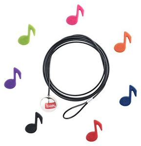 Legami Musical Notes Click Photo Holder with Magnets