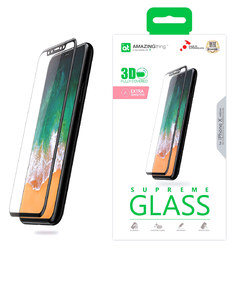 Amazingthing 0.2 Mm 3D Supreme Glass Foriphone X