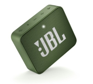 JBL GO 2 Green Portable Bluetooth Speaker