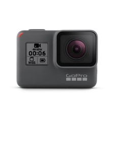 Gopro Hero6 Action Camera Black