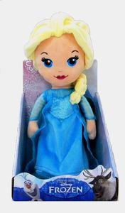Disney Plush Frozen Cute Elsa W Box 10