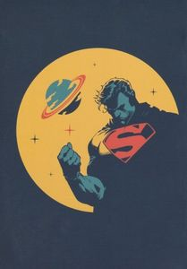 SUPERMAN MINIMAL SKETCHBOOKS