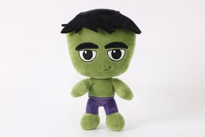 Marvel Plush Action Mini Hulk 7In