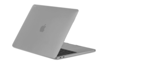 Moshi iGlaze Ultra-Slim Hardshell Case Stealth Clear Macbook Pro 13