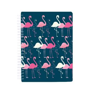 Flamingo A5 Notebook Multi Flamingo