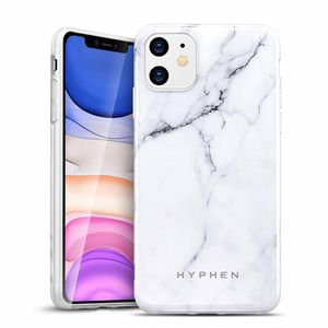 Hyphen Marble Case White Ip11 6 1