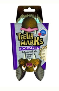 Teeth-Marks Bookmarks Bat