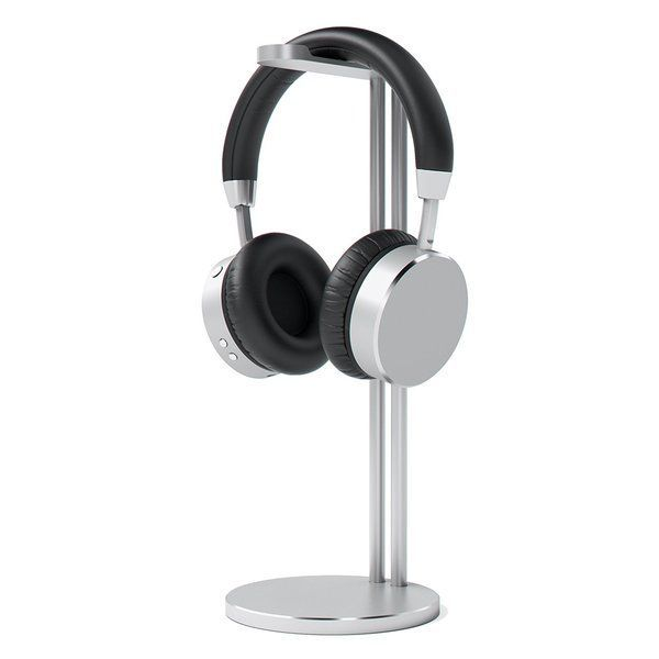 Aluminum Headphone Stand SliMSIlver