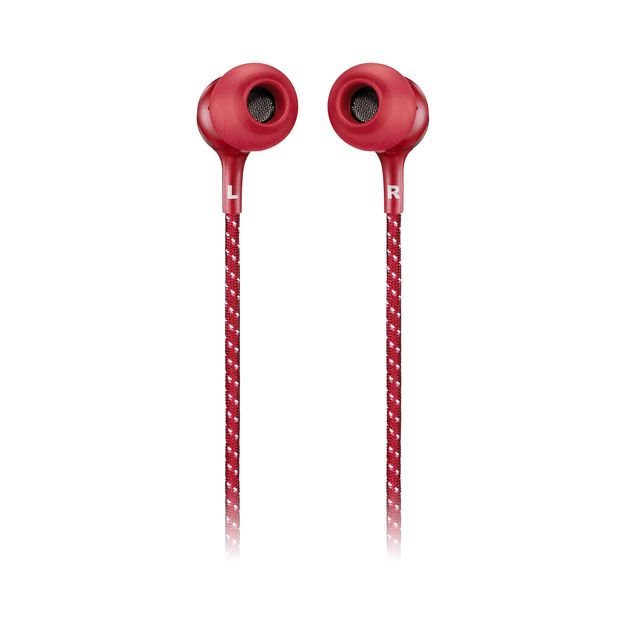 JBL LIVE 200BT mobile headset Binaural In-ear,Neck-band Red