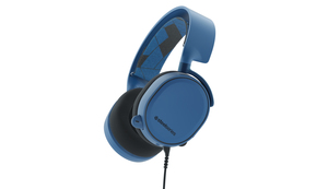 Steelseries Arctis 3 Binaural Head-band Blue headset