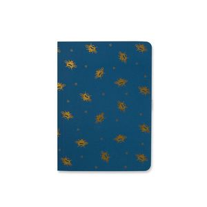 Woodland Trust Handbag Notebook Bee Happy