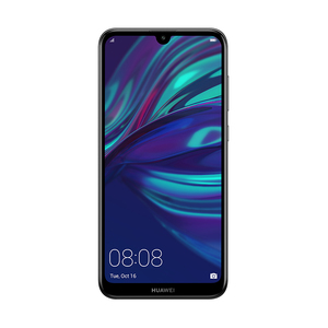 Huawei Y7 Prime 2019 64Gb 4G Ds Arabic Black