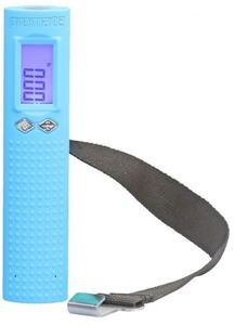 Promate Digital Scale With Battery And Led Torch Blue