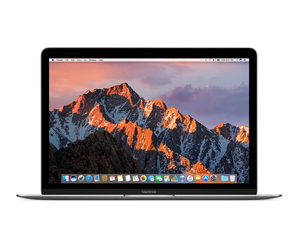MacBook Retina 12-inch Space Grey 1.2GHz dual-core Intel Core M3/256GB Arabic/English
