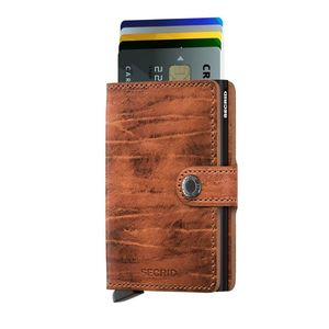 Secride Mini Wallet Mdm Whiskey