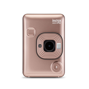 Fujifilm instax mini LiPlay Rose Gold