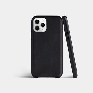 iPhone 11Pro Leather Case Black
