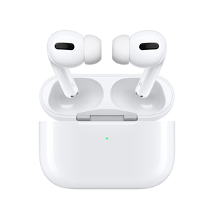Apple AirPods Pro Noise-Cancelling Earphones with Wireless Charging Case