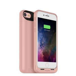 Mophie Juice Pack Air 2750Mah Battery Case Rose Gold Iphone 8/7