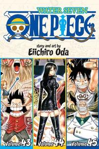 One Piece Vol 15 Includes Vols 43 44 45