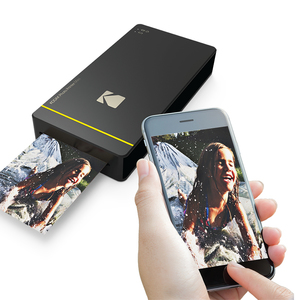 Kodak Pm-210 Dye-Sublimation Wi-Fi Photo Printer