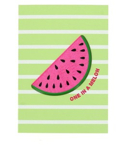 Watermelon Notebook (Perfect Bound)
