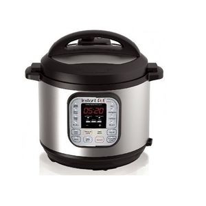 Duo Electric P. Cooker 6Qt
