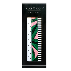 Alice Scott Nail Files New