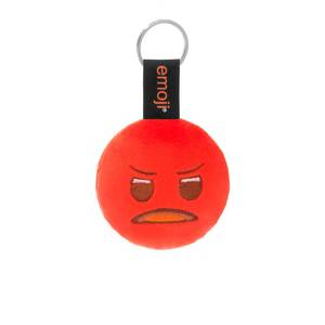 Emoji Angry Official Red Keychain