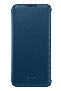 Huawei Y7 Prime 2019 Back Case Protective Blue