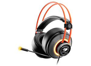 COUGAR IMMERSA PRO HEADSET BLACK