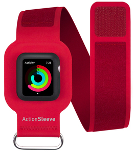 Twelve South Actionsleeve Large Red For Apple Watch 38Mm