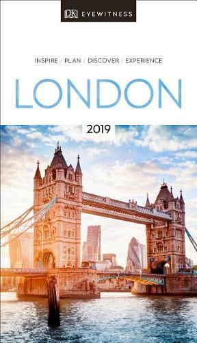 DK Eyewitness Travel Guide London: 2019