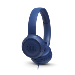 JBL Tune 500 mobile headset Binaural Head-band Blue